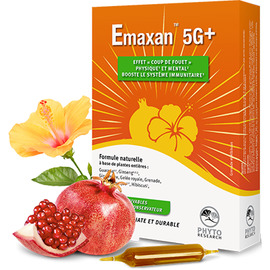 Phytoresearch emaxan 5g+ 20 ampoules - phytoresearch -223814