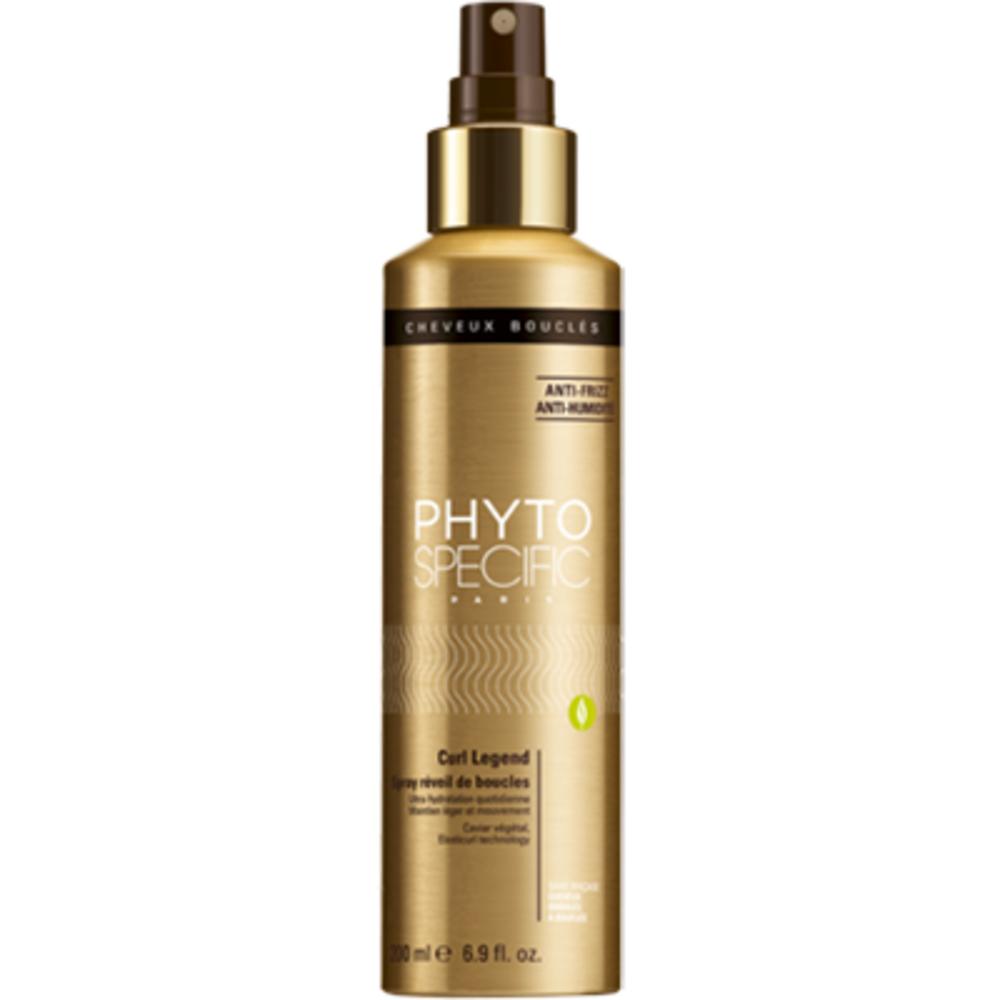 Phytospecific curl legend gel-crème spray réveil de boucles 200ml - phytospecific -213850