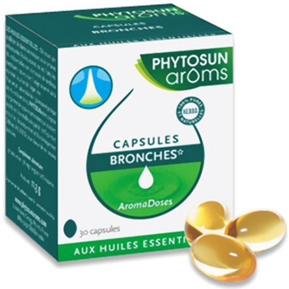 Phytosun aroms aromadoses bronches - 30.0 unites - aromadoses - phytosun arôms -9652
