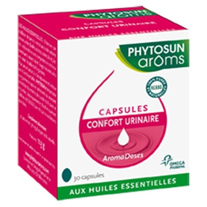 Phytosun aroms aromadoses confort urinaire Phytosun arôms-107124