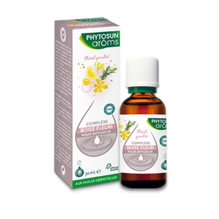Phytosun aroms complexe boisé fleuri 30ml Phytosun arôms-211261
