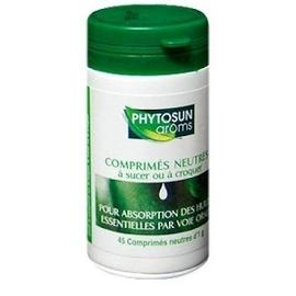 Phytosun aroms comprimés neutres - 45.0 unites - support - phytosun arôms -5158