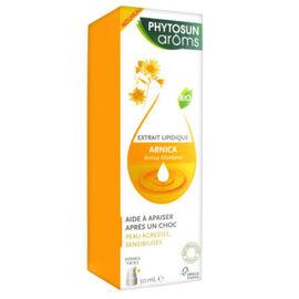 Phytosun aroms extrait lipidique arnica 50ml - phytosun arôms -216099