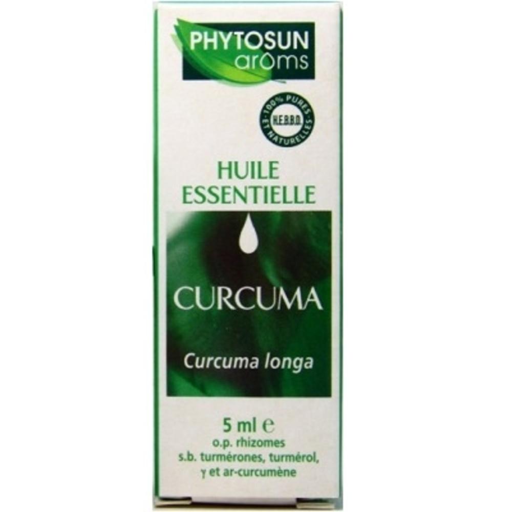 Phytosun aroms huile essentielle curcuma - 5.0 ml - phytosun arôms -190206