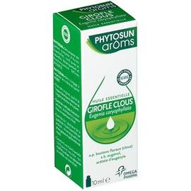 Phytosun aroms huile essentielle girofle clous 10ml - 10.0 ml - huiles essentielles hebbd - phytosun arôms -11720
