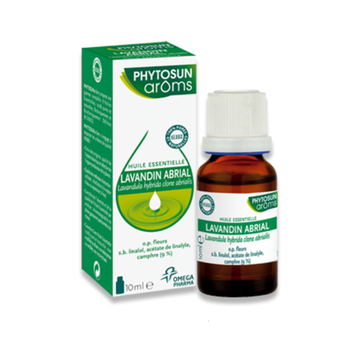 Phytosun aroms huile essentielle lavandin abrial Phytosun arôms-11726