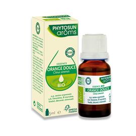 Phytosun aroms huile essentielle orange douce bio 5ml - 5.0 ml - huiles essentielles hebbd bio - phytosun arôms Relaxation-11752