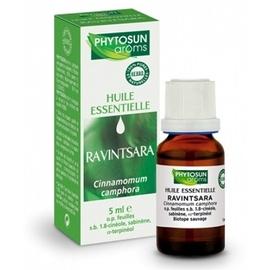 Phytosun aroms huile essentielle ravintsara - 5.0 ml - huiles essentielles hebbd - phytosun arôms -5151