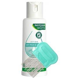 Phytosun aroms lotion anti poux et lentes + peigne offert - phytosun arôms -146789