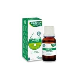 Phytosun huile essentielle carotte - 5.0 ml - huiles essentielles hebbd - phytosun arôms -11715