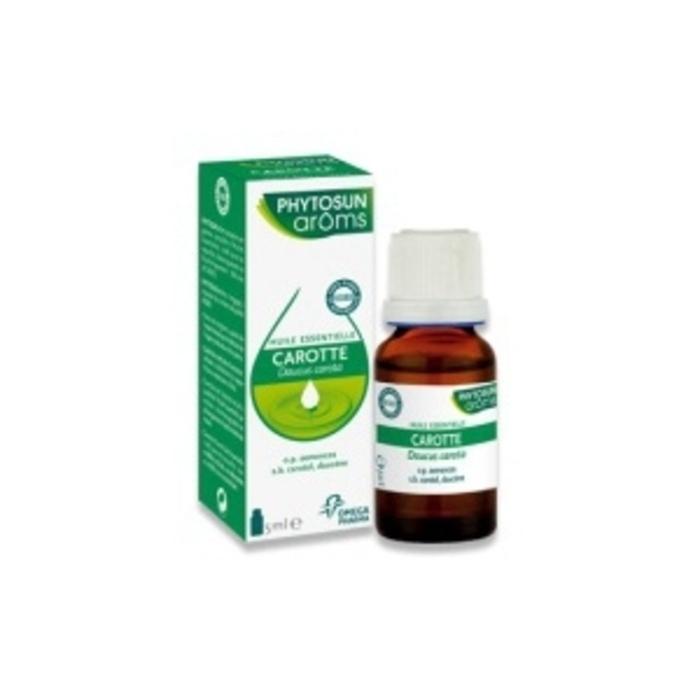 Phytosun huile essentielle carotte Phytosun arôms-11715