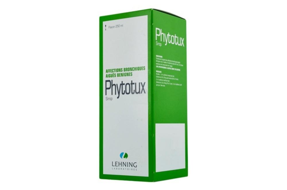 Phytotux sirop - 250.0 ml - laboratoire lehning -192997