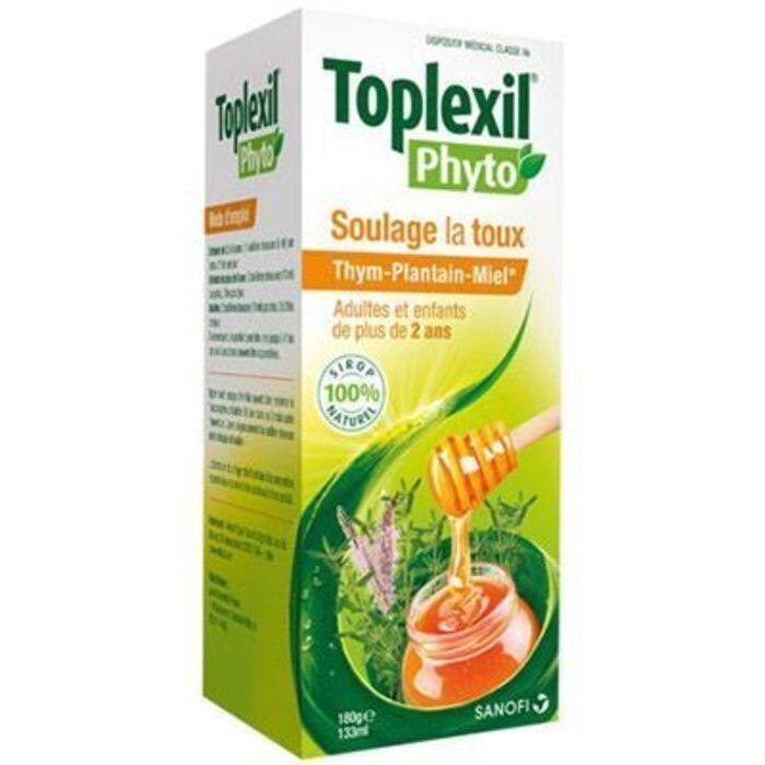 Phytoxil sans sucre 120ml Sanofi-219269