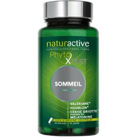 Phytoxpert sommeil 40 gélules - naturactive -222956
