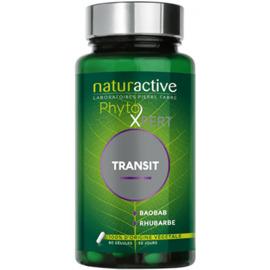 Phytoxpert transit 60 gélules - naturactive -222957