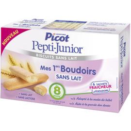 Picot mes 1ers boudoirs sans lait 6 sachets x 4 boudoirs - 150.0 g - picot -148526