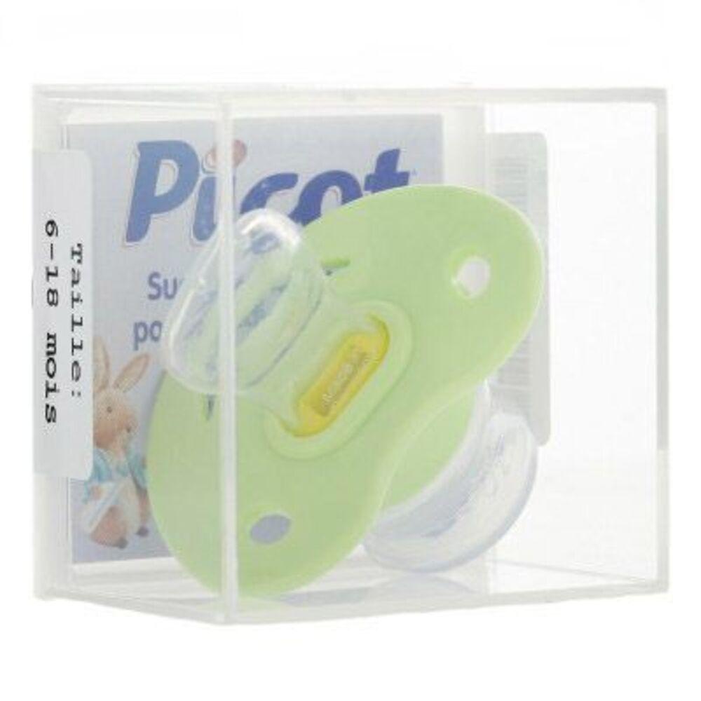 Picot sucette doseuse pour médicaments 6-18 mois - picot -145622