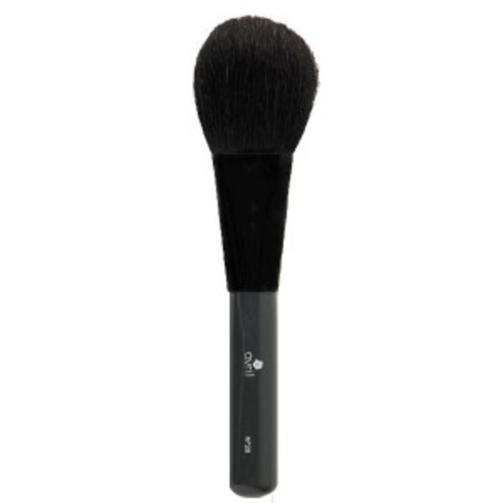 Pinceau pro poudre n°28 en chèvre noire - accessoires de maquillage pro - avril -139437