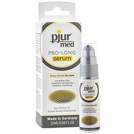 Pjur med pro-long serum 20ml - pjur -222911