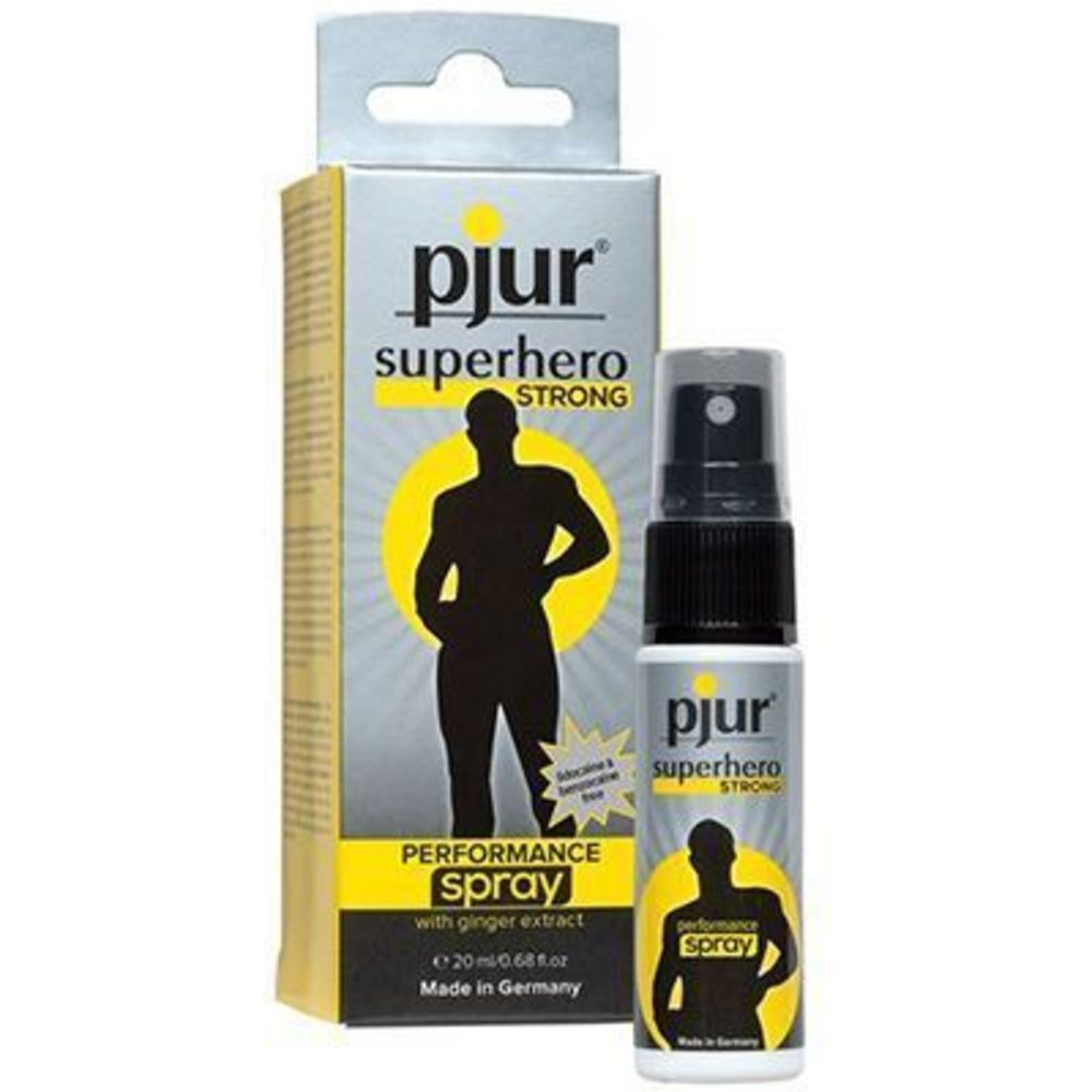Pjur superhero strong 20ml - pjur -222912