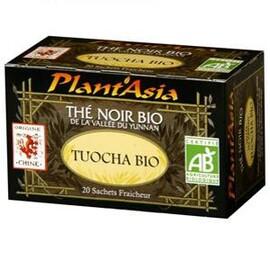 Plantasia tuocha bio 20 sachets - divers - plant'asia -137541