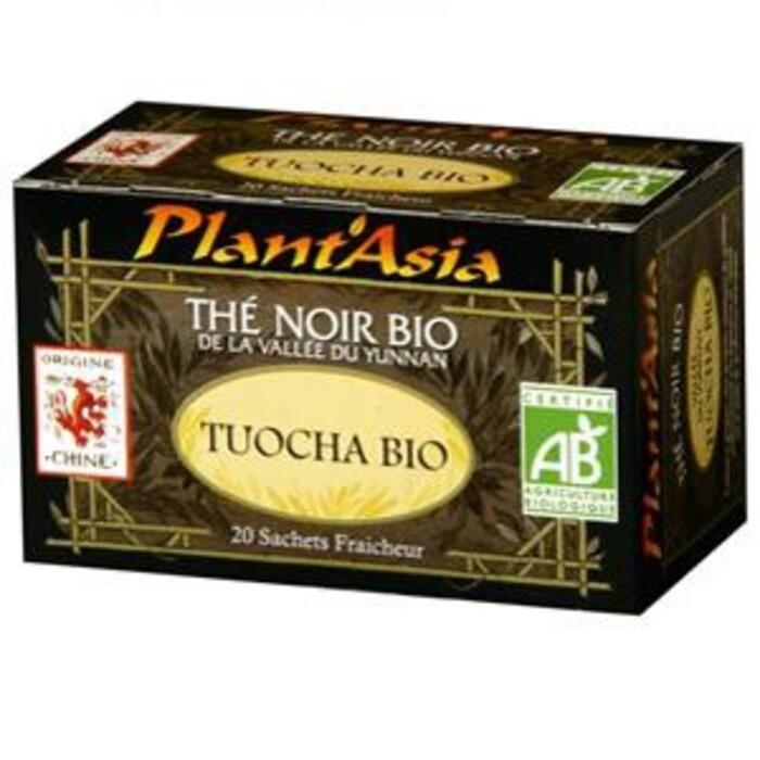 Plantasia tuocha bio 20 sachets Plant'asia-137541