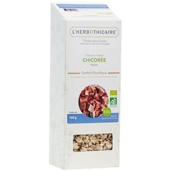 Plante pour tisane chicorée bio 100g L'herbothicaire-220359