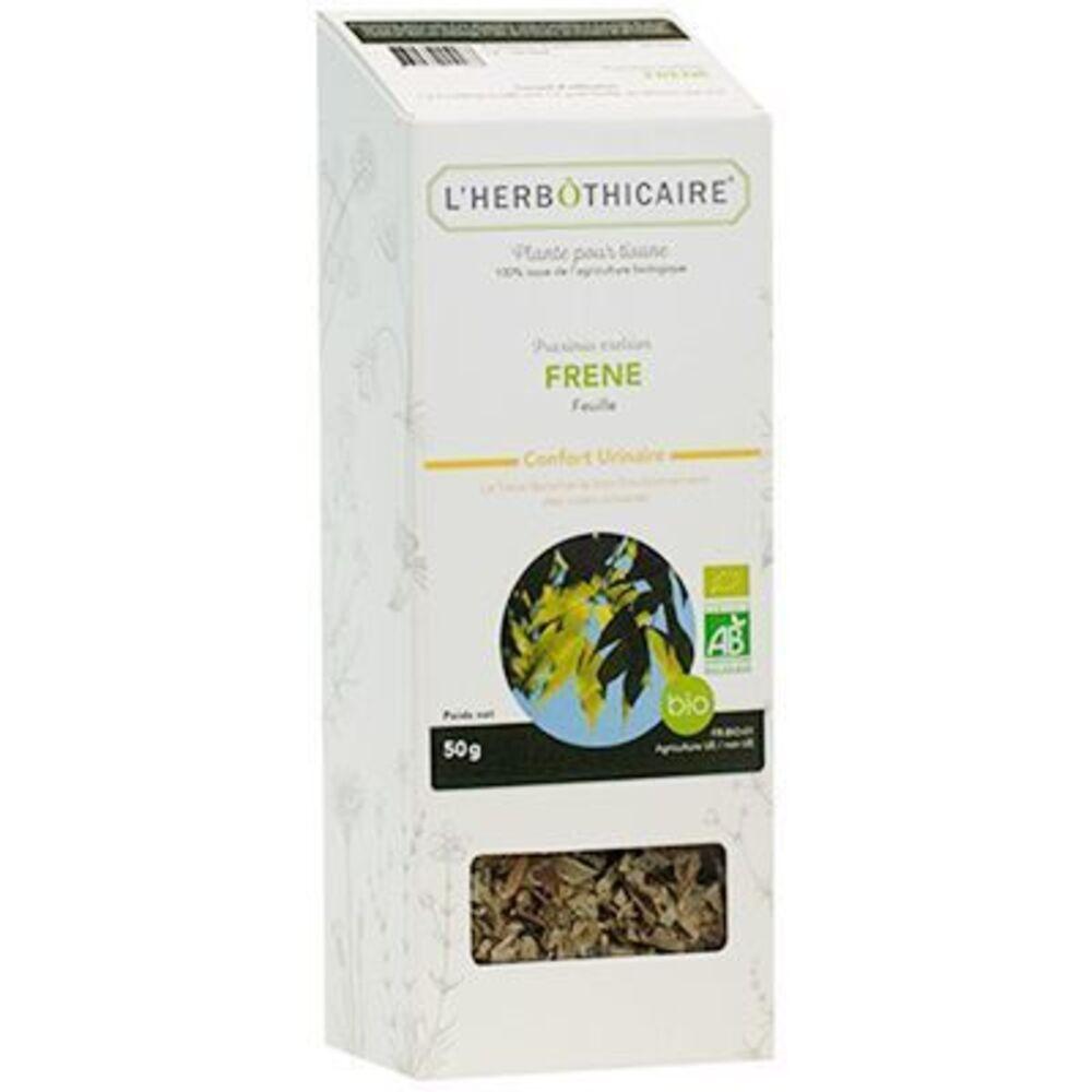 Plante pour Tisane Frêne Bio 50g - L'herbothicaire -220367