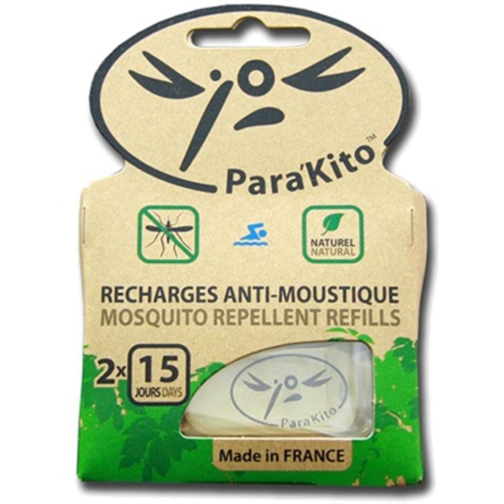 Plaquettes recharges para'kito - 2.0 unites - anti-moustiques - parakito -13398