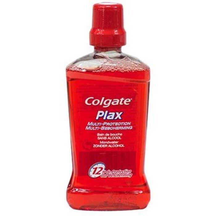 Plax multi-protection bain de bouche sans alcool 60ml Colgate-221779