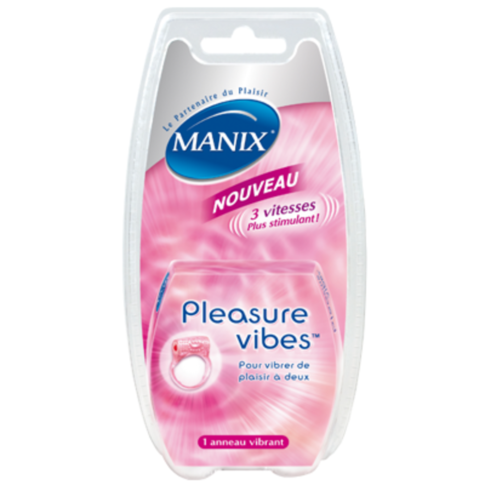 Pleasure Vibes - Divers - Manix Pour vibrer de plaisir à deux-7854