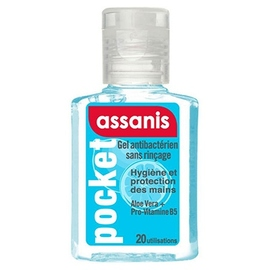 Pocket gel 20ml - assanis -199762