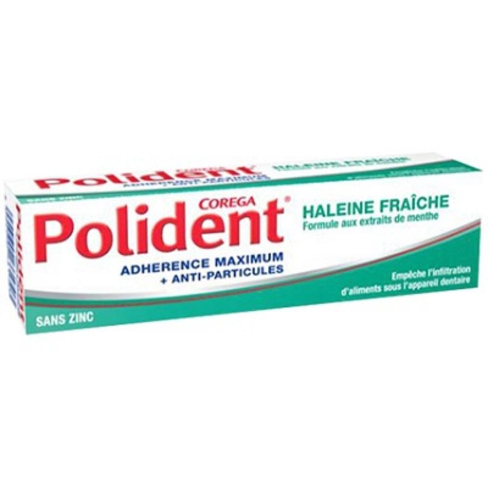 Polident haleine fraiche crème fixative 40g - polident -190098