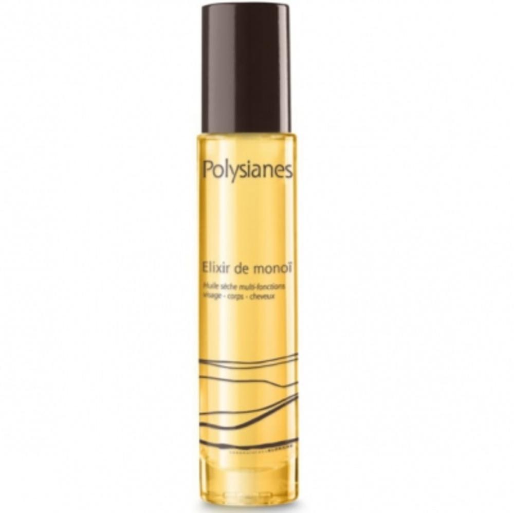 Polysianes elixir de monoi - 100ml - polysianes -204621
