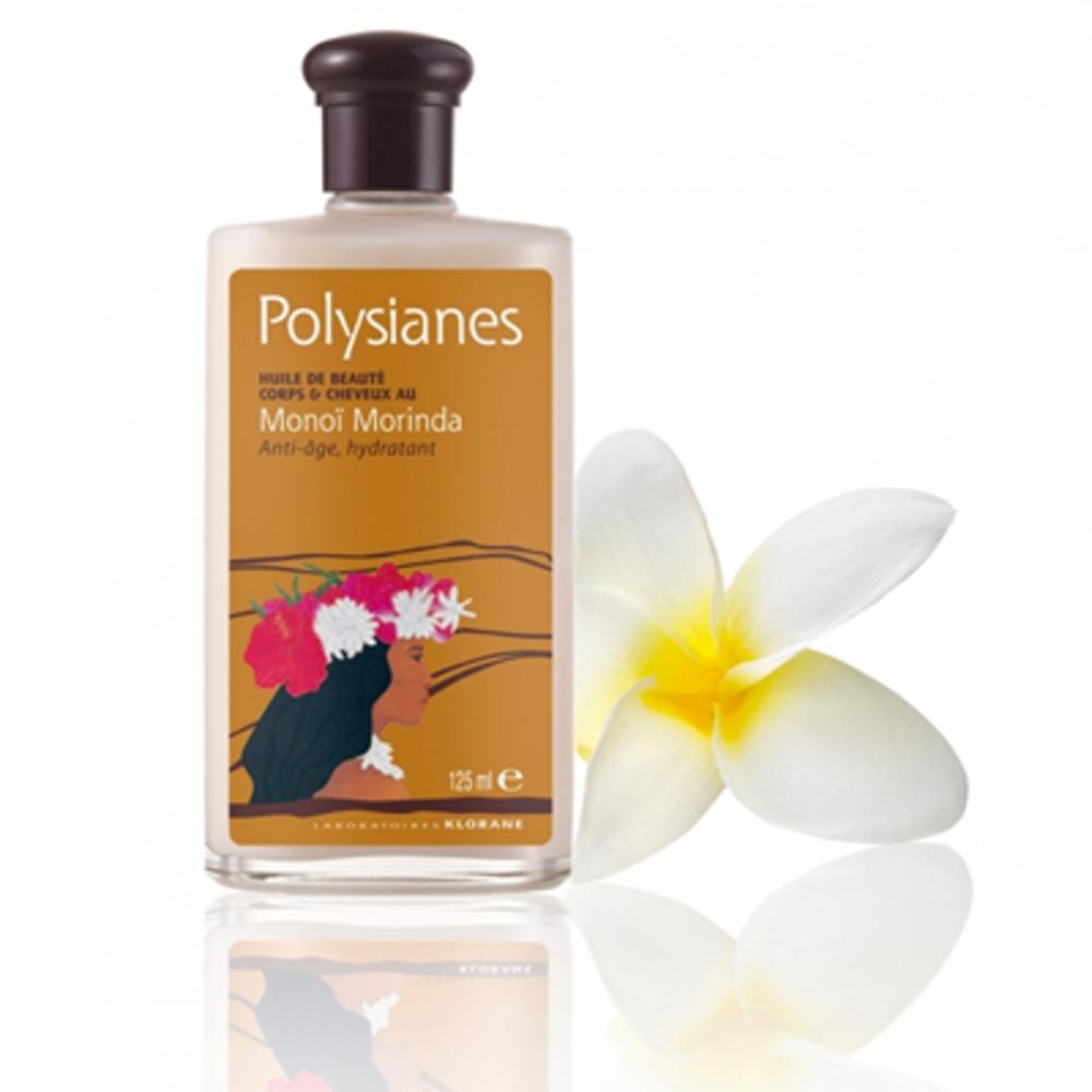 Polysianes huile de beauté monoi morinda - polysianes -83656