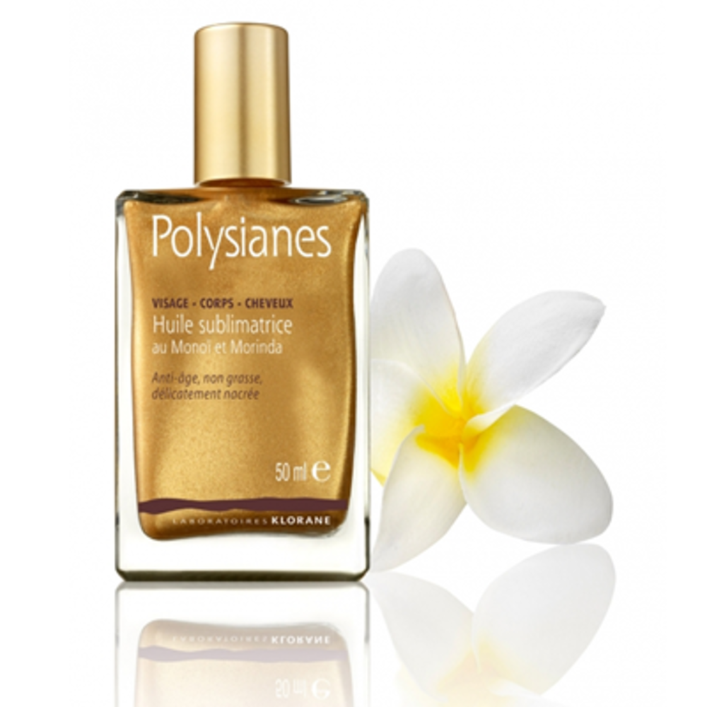Polysianes huile sublimatrice monoi morinda - polysianes -81590