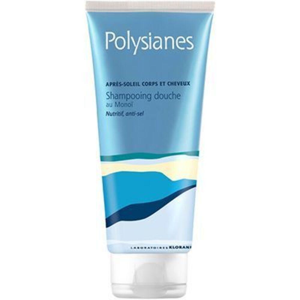Polysianes shampooing douche au monoï 200ml - polysianes -225820
