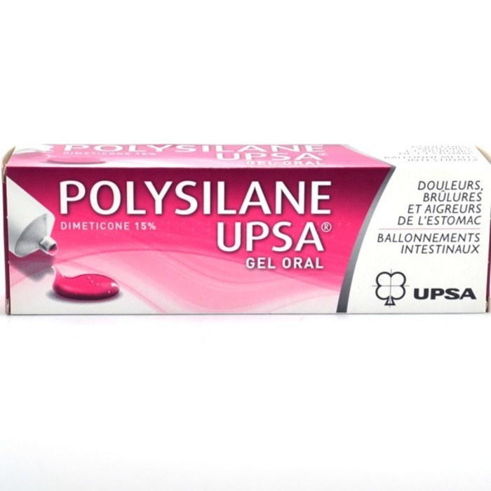 Polysilane  gel oral tube - 170g Upsa-192863