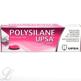 Polysilane  gel oral tube - 170g - 170.0 g - upsa -192863