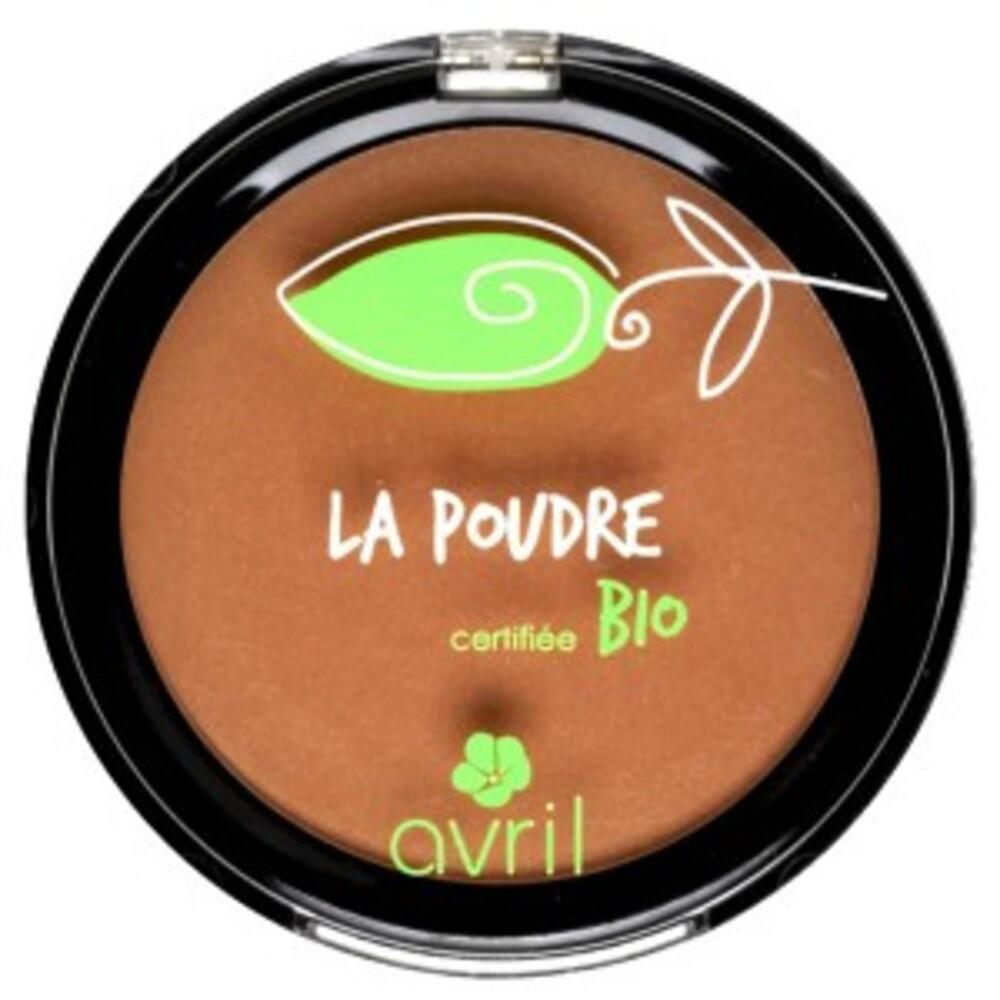 Poudre bronzante ambrée bio - 7.0 g - poudre bronzante - avril -139465