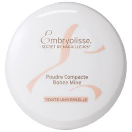 Poudre compacte bonne mine teinte universelle 12g - embryolisse -214355