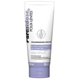 Poux/lentes shampooing doux - parasidose -199128