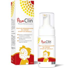 Poxclin mousse rafraîchissante 100ml - 100.0 ml - pediact -146406