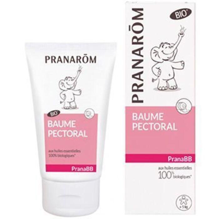 Pranabb baume pectoral 40ml Pranarom-223478
