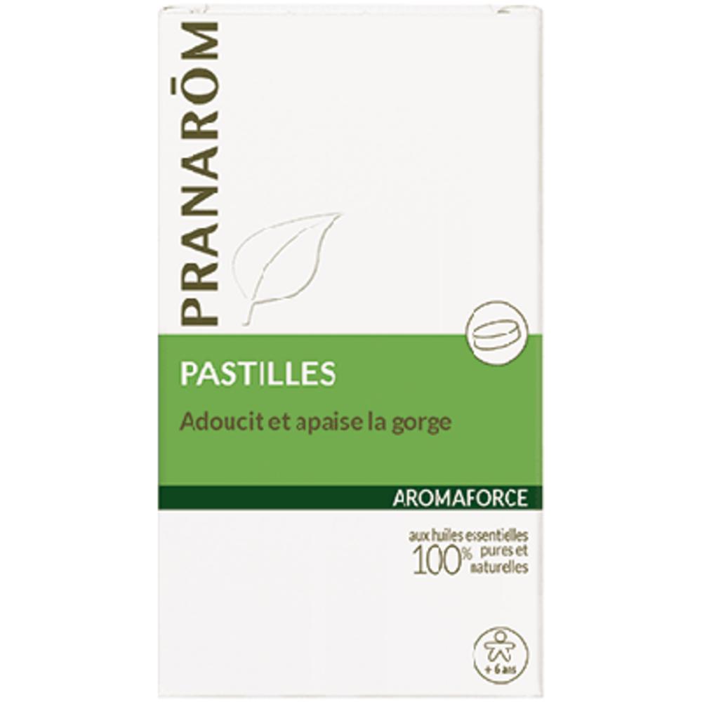 Pranarom aromaforce pastilles gorge x21 - divers - pranarom -189867