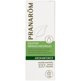 Pranarom aromaforce solution défenses naturelles 5ml - divers - pranarom -189870
