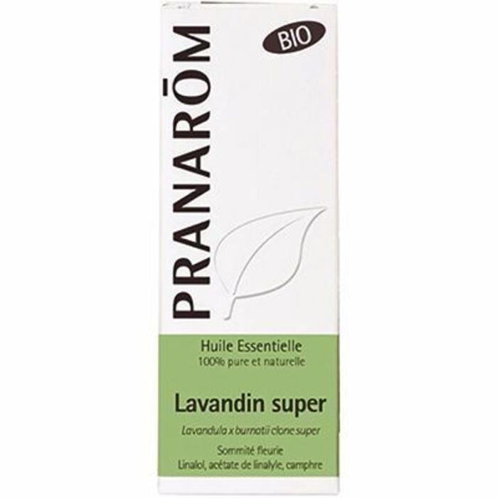 Pranarom huile essentielle lavandin super bio 10ml Pranarom-210676