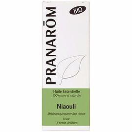 Pranarom huile essentielle niaouli bio 10ml - divers - pranarom -189800