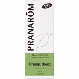 Pranarom huile essentielle orange douce bio 10ml - divers - pranarom -189799