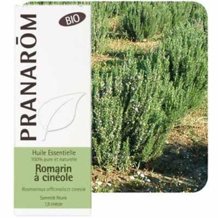 Pranarom huile essentielle romarin à cinéole 10ml Pranarom-189820